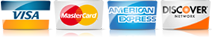 For AC repair service in Denham Springs LA, we accept most major credit cards.